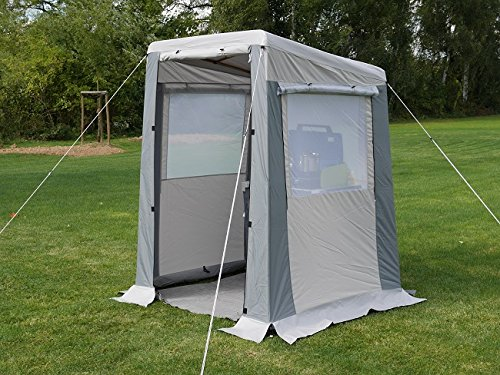 Herzog Küchenzelt Gerätezelt Campingzelt Livorno 150