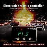 VJOYCAR F1 Car Electronic Throttle Response Controller Sprint Booster Power Converter For Dodge RAM Trucks 2007-2018