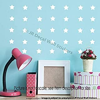 110 pieces 3cm Star Wall Stickers, Star Wall Stickers, Removable, Easy To Remove, Art Mural, Art Decor, Sticker Diy Deco, star wall stickers for nursery