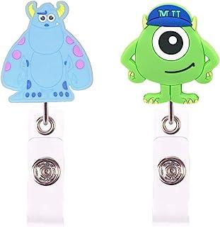 Lock badge reel Disney Lock Shock Barrell ID holder retractable pull nurse student office teacher gift idea Country Bear Crafting
