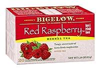 Bigelow TeaレッドRspbry 20bg
