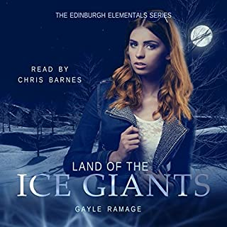 Land of the Ice Giants audiobook cover art