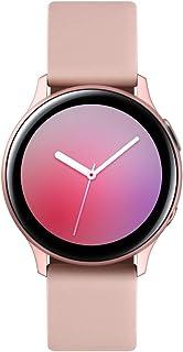 SAMSUNG Galaxy Watch Active 2 (Bluetooth) 40mm, Aluminum, Rose Gold