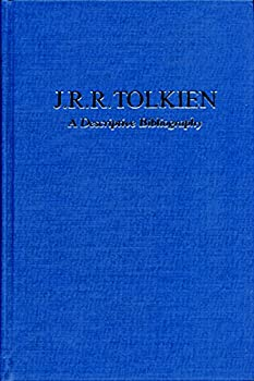 J.R.R. Tolkien: A Descriptive Bibliography (Winchester Bibliographies of 20th Century Writers) - Book  of the Middle-earth Universe