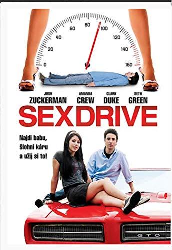 Sex drive DVD / Sex drive (Versión checa)