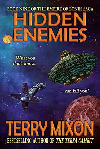 Hidden Enemies (Book 9 of The Empire of Bones Saga) (English Edition)