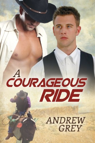 A Courageous Ride (The Bullriders Book 3) (English Edition)