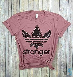 Demogorgon Shirt, Upside Down Shirt, Stranger Things Tshirt, hawkins middle