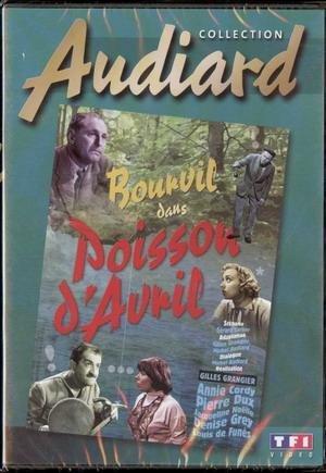 DVD POISSON D AVRIL