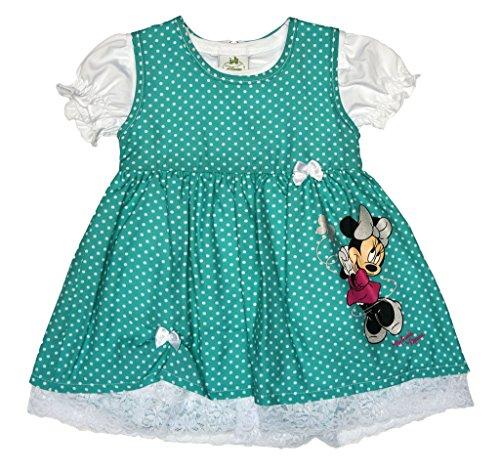 Minnie 2-teiler Baby Kleid mit Muster, 98, Modell 3