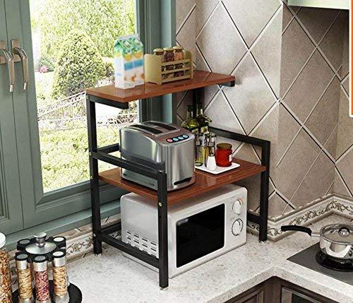 ZXL magnetronkast, multifunctioneel, eenvoudig, ruimtebesparend, opbergkast, keukenrek, boren niet nodig