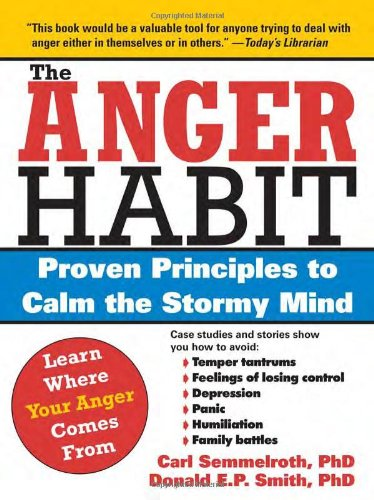 Image OfThe Anger Habit: Proven Principles To Calm The Stormy Mind