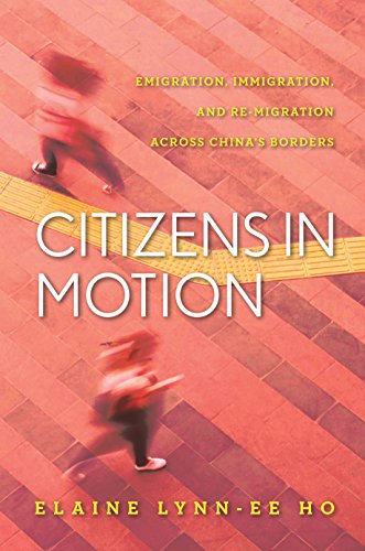 Compare Textbook Prices for Citizens in Motion: Emigration, Immigration, and Re-migration Across China's Borders 1 Edition ISBN 9781503606661 by Ho, Elaine Lynn-Ee