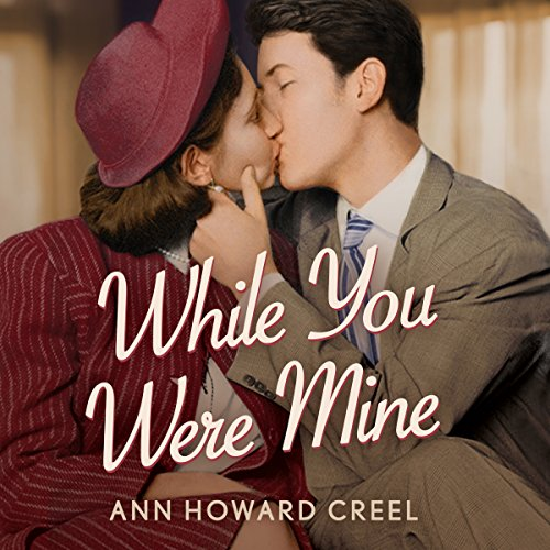 While You Were Mine audiobook cover art