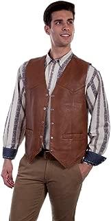 Scully Men's Leather Vest