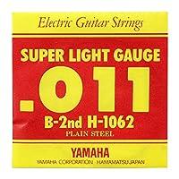 YAMAHA H1062 エレキギター用 バラ弦 2弦