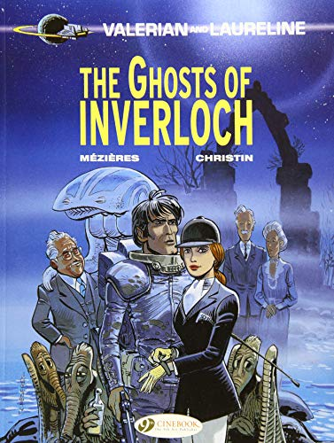 Valérian - tome 11 The Ghost of Inverloch (11)