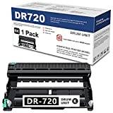 LITHYINK Compatible Drum Unit Replacement for Brother DR720 DR-720 HL-5470DW 5450DN DCP-8150DN 8110DN MFC-8710DW 8810DW 8910DW Printer (Black, 1-Pack)