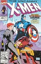 "Uncanny X-men #268 ""J C Penney 1992 Reprint (Spider-man in UPC Box) Variant"""