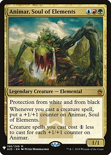 Magic: The Gathering - Animar, Soul of Elements - Mystery Booster - Masters 25