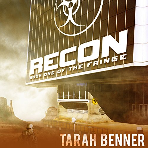 Recon audiobook cover art