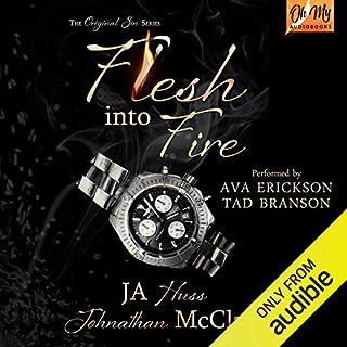 Flesh into Fire cover art
