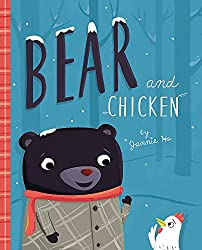 Bear and Chickenby Jannie Ho