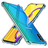 TesRank Cover Samsung Galaxy M30s, Custodia Gel Trasparente Slim Morbida Silicone Sottile TPU...