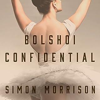Bolshoi Confidential audiobook cover art