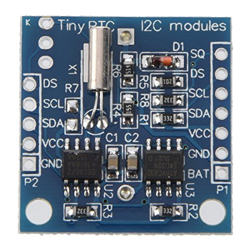 Amazon.es - RTC (Real Time Clock) Module DS1307 for Arduino