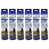 Evercare Mega Large Surface Roller Refill 50 Sheets (6 Pack)