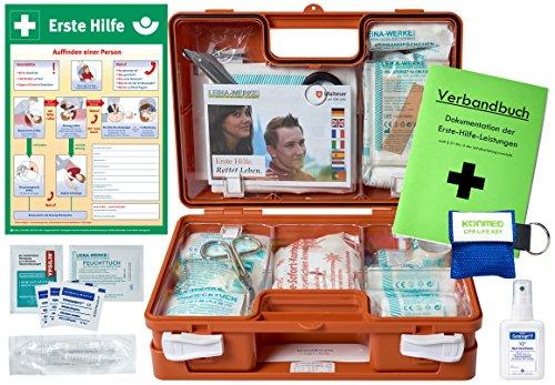Erste-Hilfe-Koffer M1 -Paket 2- mit