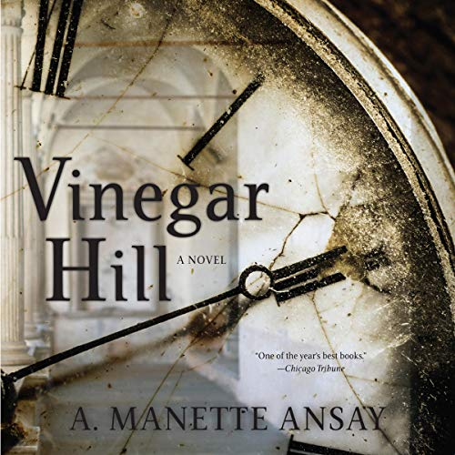 Vinegar Hill audiobook cover art
