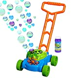 Toysery Electronic Bubble Mower | Comes with Bubble Refill Bottle | Durable Plastic | Designed with Fun Colors | Pleasure for Kids | Best for Indoor or Outdoor Play | for Ages 3+