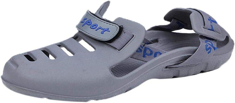 JaHGDU Fashion Women Sandals Summer Boom shoes Rubber Artificial PU Wedges Weave Raining Non-Slip Low Top Heel Sandals
