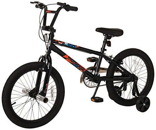Mongoose Switch Children's BMX Sidewalk Bike, Featuring 12-Inch/Small Steel Frame, Front and...