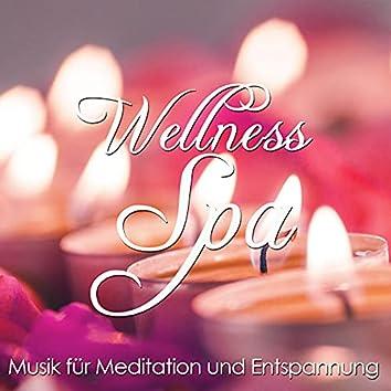 Wellness Spa: Musik für Meditation und Entspannung für Tiefenentspannung, Achtsamkeit, Achtsamkeit und Stress Abbauen