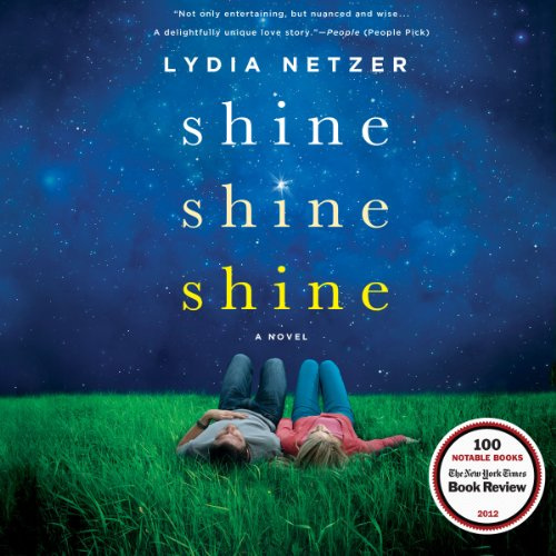 Shine Shine Shine audiobook cover art