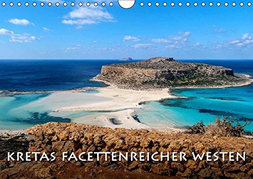Kretas facettenreicher Westen (Wandkalender 2019 DIN A4 quer): Kreta ist zu jeder Jahreszeit eine Reise wert. (Monatskalender, 14 Seiten ) (CALVENDO Orte)