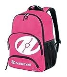 Heelys BAG-0053 Rollers unisexes pour enfants, rose/blanc, unique