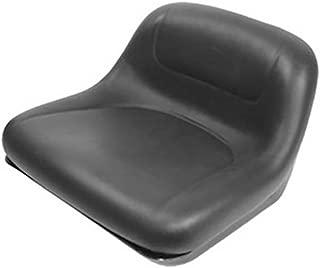 John Deere Tractor Seat Black GY20063 1742HS (