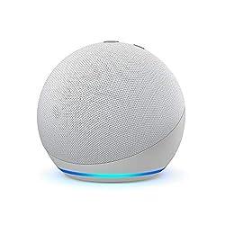 The All-New Echo Dot (4th Generation) Alexa Smart Speaker - Alexa Will  Change Your Life