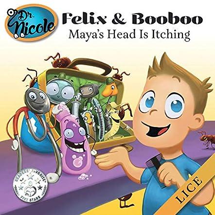 Maya's Head Is Itching