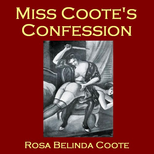 Miss Coote's Confession audiobook cover art