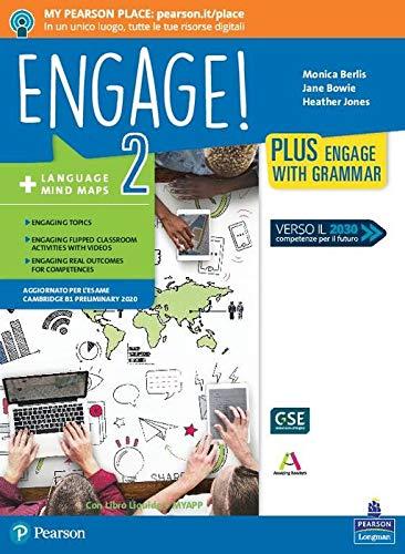 Engage! Plus. Per le Scuole superiori. Con e-book. Con espansione online: 2