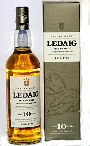 Ledaig Single Malt 10 yrs. - 0,7 Liter