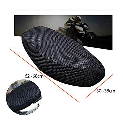 Calentamiento rápido Cojín caliente de la motocicleta cubierta Aislamiento térmico bicicleta eléctrica...