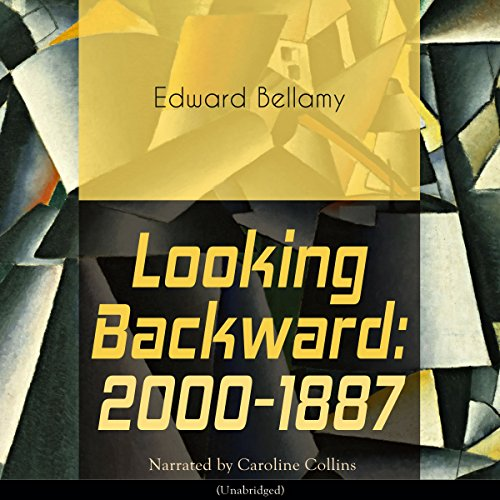Looking Backward: 2000-1887 audiobook cover art