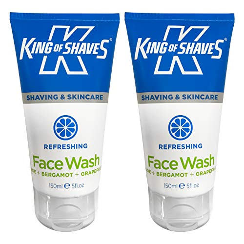 King of Shaves Refreshing Face Wash
