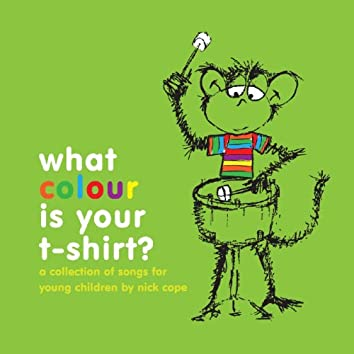 What Colour Is Your T Shirt?